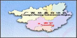 Nanning Geography