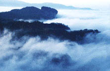The Cloud Nest-Tianyou Scenic Area