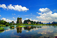 About Guilin and Guilin Tour introduction