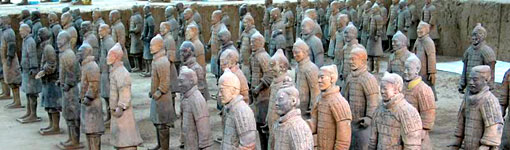 Xian Travel China
