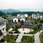Deqing Tongguan village health home