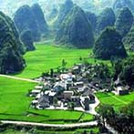 Farmhouses in China
