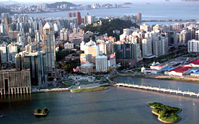 Macau Hotels China