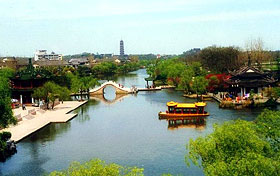 Yangzhou Travel China
