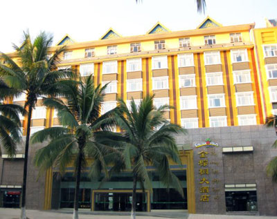 Palm d'Or Hotel, Xishuangbanna