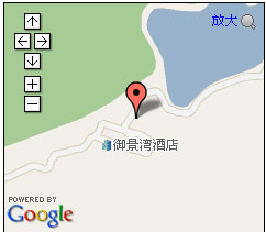 Sofigel Dongguan Golf Resort Map