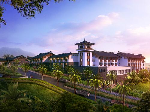 Double Tree Resort by Hilton Qixianling Hot Spring