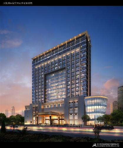 Jing Yue International Airport Hotel, Shanghai