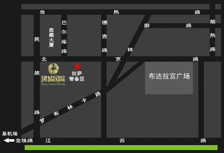 Jingcheng International Business Hotel Map