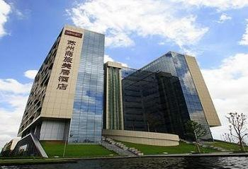 Mercure Suzhou Park Hotel and Suites