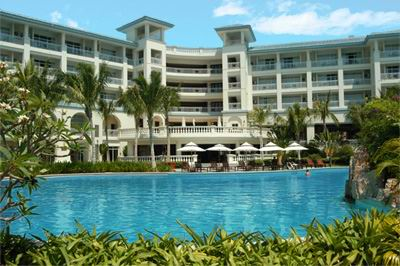 The International Asia Pacific Convention Center & HNA Resort Sanya