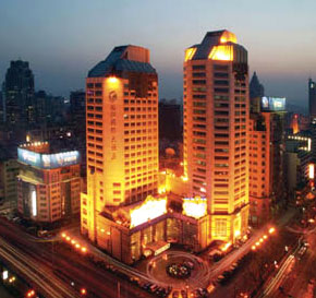 Zhejiang International Hotel, Hangzhou