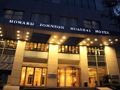 Howard Johnson Huaihai Hotel - Shanghai
