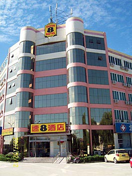 Beijing Huairou Open Road Super 8 Hotel