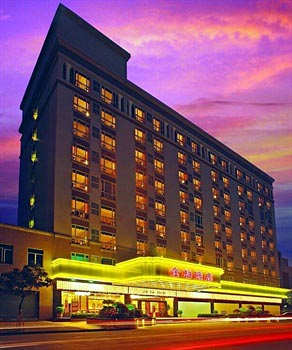 Zhongshan golden cypress hotel